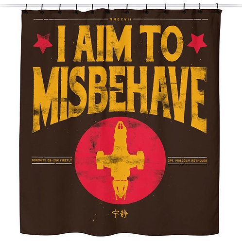 I Aim To Misbehave Collection