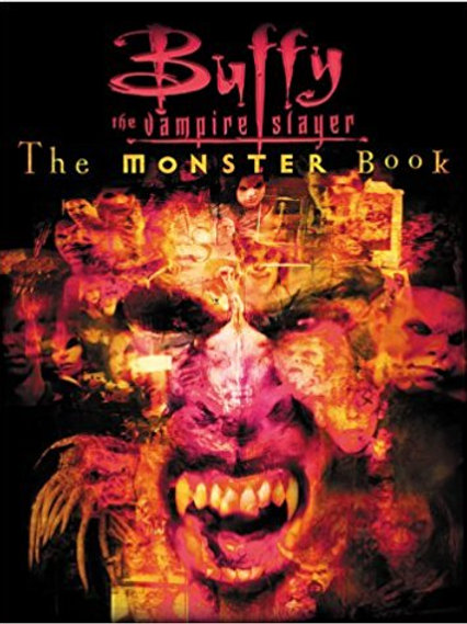 Buffy the Vampire Slayer: The Monster Book