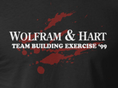 Wolfram & Hart Team Building Exercise '99 Collection