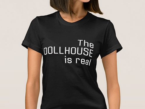 The Dollhouse Is Real Minimalist Collection