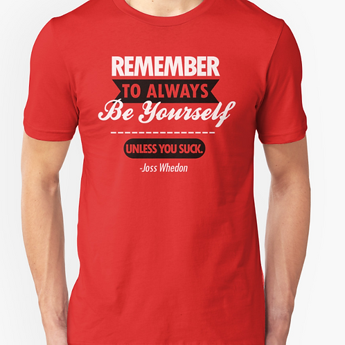Remember To Always Be Yourself Collection