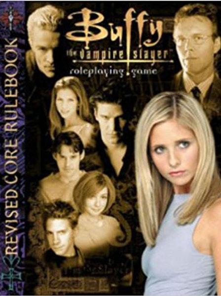 Buffy the Vampire Slayer Revised Corebook