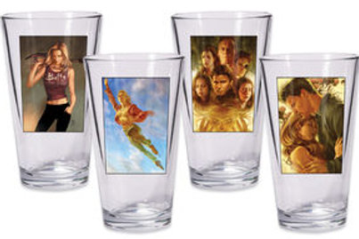 Buffy Pint Glass Set of 4