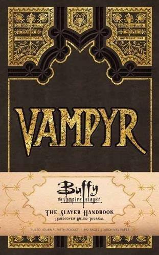 Vampyr Hardcover Ruled Journal