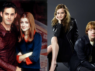 Willow-Xander and Hermione-Ron: Two Strikingly Similar Friendships…