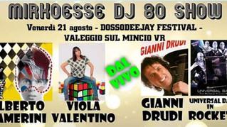 Showcase UB al Dossodeejay festival