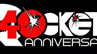 ROCKETS 40 Anniversary, il concerto evento!