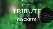 L'album cover Rockets della Universal Band!