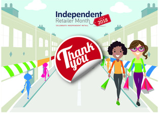 Make an Impact with Independent Retailer Month