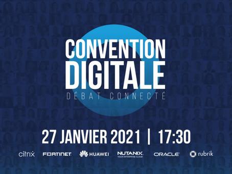 Convention Digitale Komposite 2021 : ouverture des inscriptions