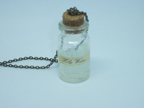 Bottled Curios - Holy Water