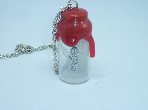 Bottled Curios - Sea Horse