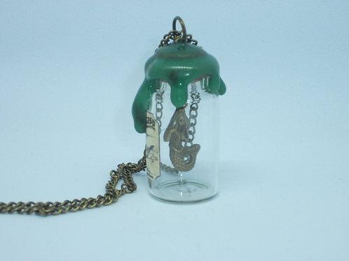 Bottled Curios - Mermaid