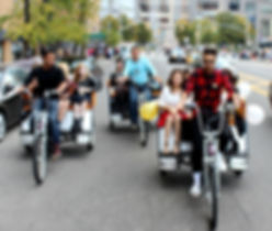 pedicab special event