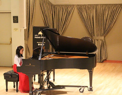 NPL Piano Studio Student Performance