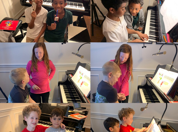 NPL Pianists at NPL Piano Studio