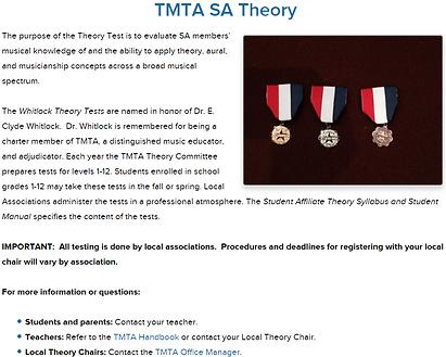 New Piano Lessons, NPL Piano Studio, piano lessons, TMTA SA Theory