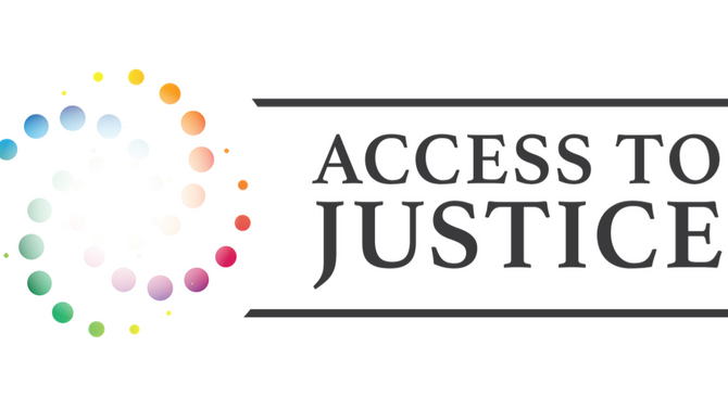 The Access to Justice Program Announces Notice of Funding Opportunity