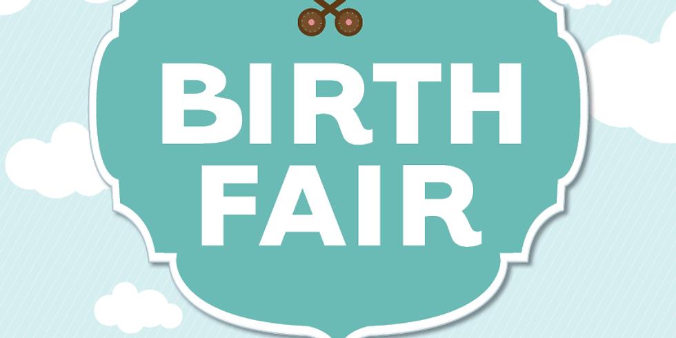Postnatal Fitness at Birth Fair