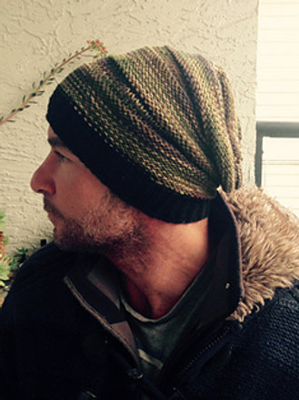 MOE Slouchy Hat Knitting Pattern