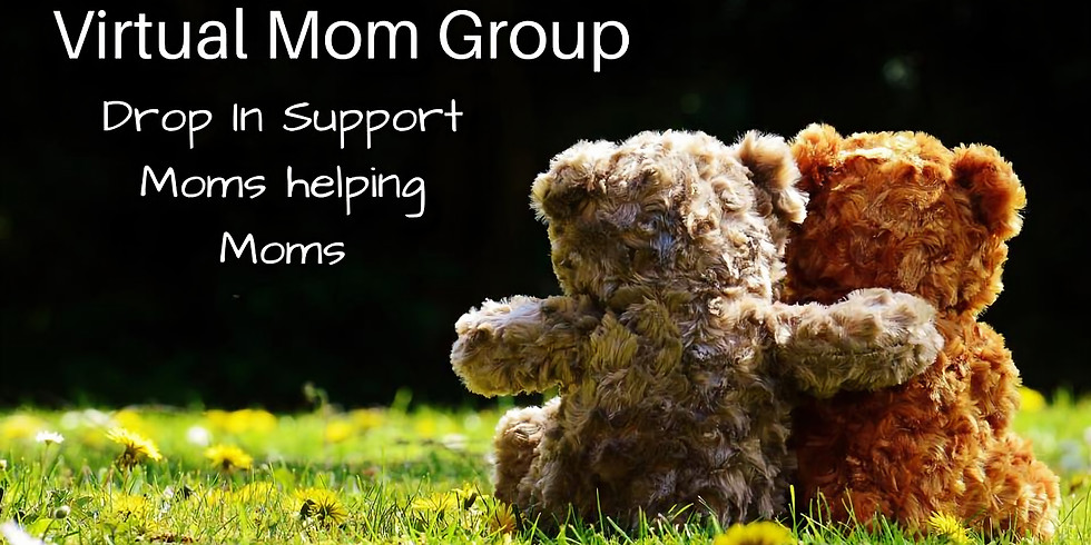 Virtual Drop In Group for Caregivers