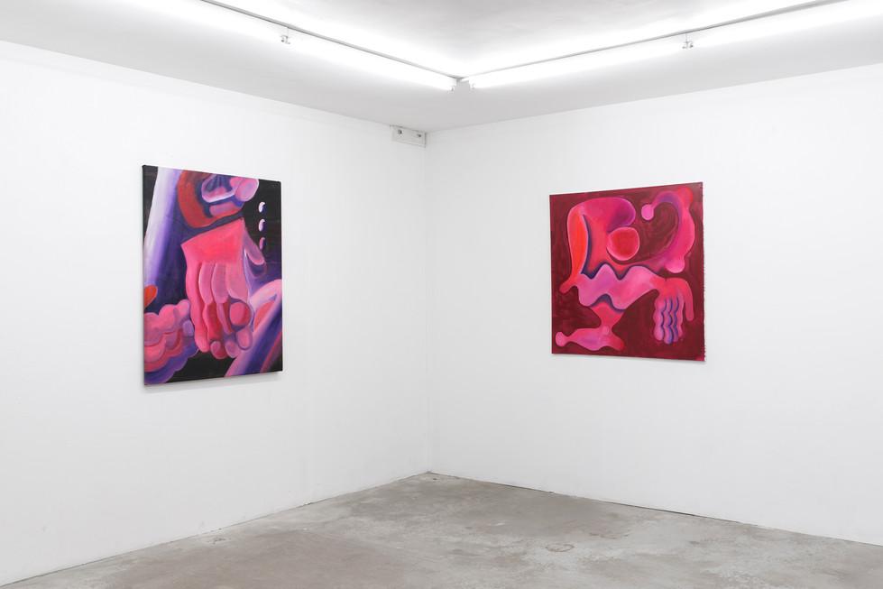 Arbeid Adelt, exhibition view, 2020