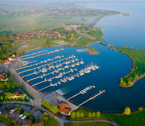 Le port de Giffaumont