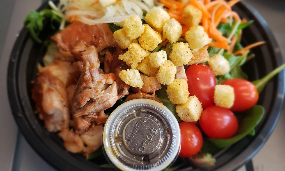 ThankQue Bowl - Chicken Salad?