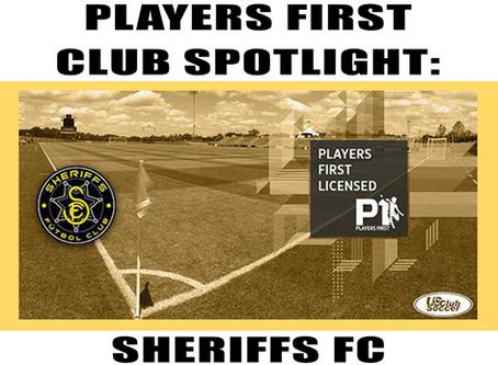 Players First Club Spotlight: Sheriffs FC