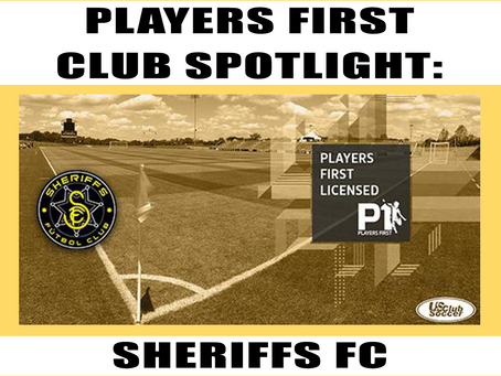 Players First Club Spotlight: Sheriffs FC