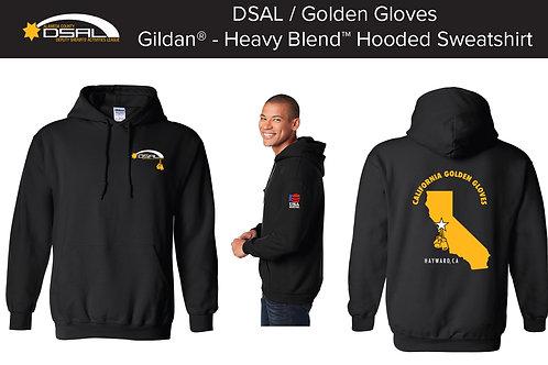 DSAL / Golden Gloves  Heavy Blend Hooded Sweatshirt
