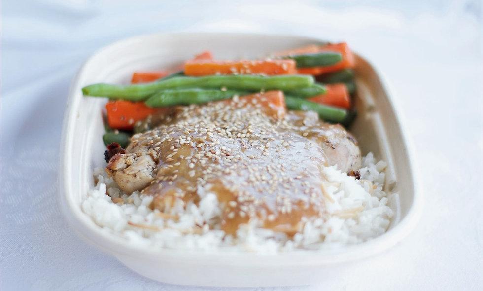 Teriyaki Chicken (halal)