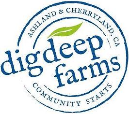 Dig Deep Farms Logo