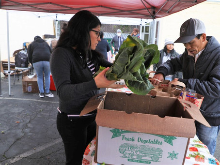 Taking Alameda County's 'food pharmacy' statewide: new bill