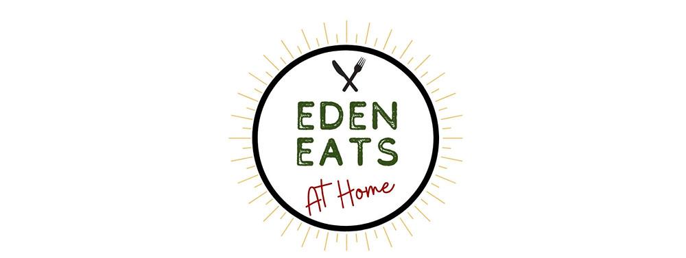 Eden Eats At Home Logo
