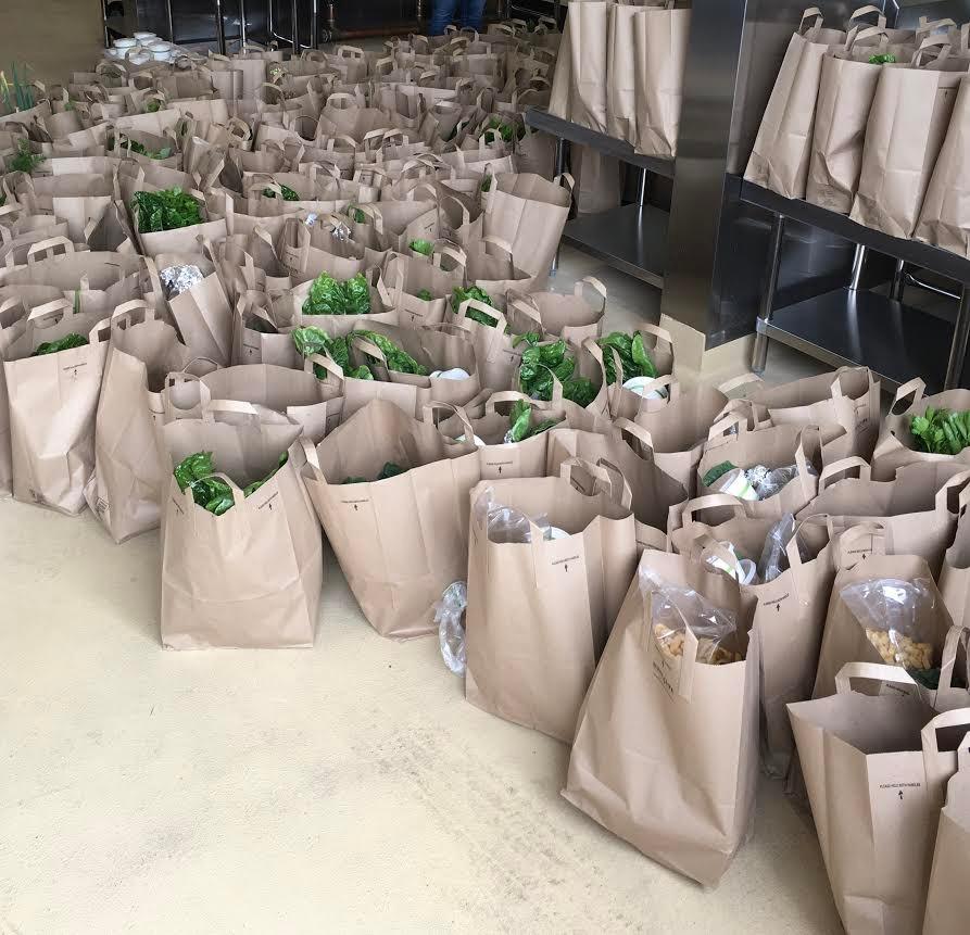 Dig Deep Farms Free Produce Bags