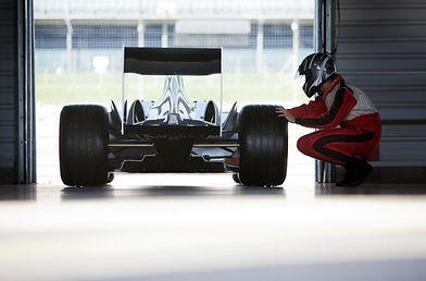 Race Car Inspection