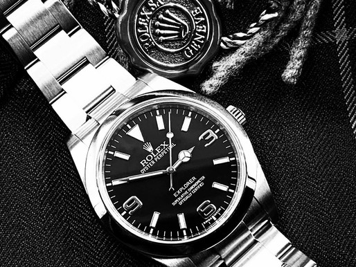 HOW TO CHOOSE YOUR 1ST LUXURY WATCH