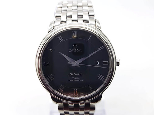 Omega DE VILLE 36MM STAINLESS STEEL CO-AXIAL black dial