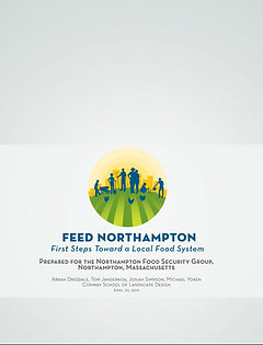 Feed Northampton, a food security plan for Northampton, MA