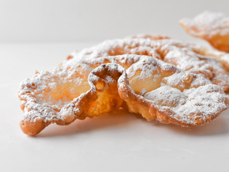 Orejas de Carnaval - Spanish Fried Dough