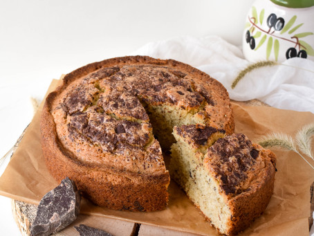 Spanish Extra Virgin Olive Oil Cake