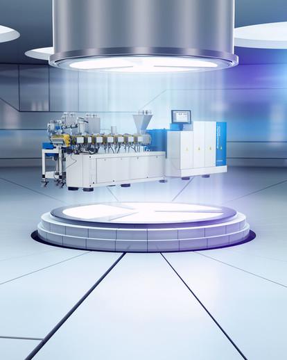 Kunde: KraussMaffei Extrusion GmbH