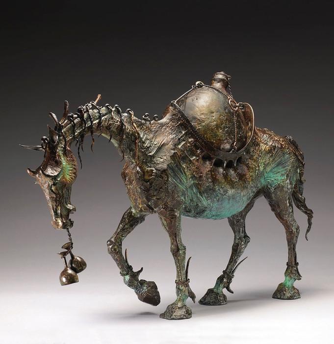 Wine Horse