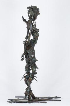 Nude Sketch in Bronze