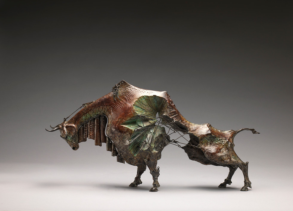 Cobbled Ox