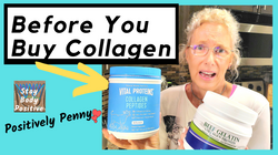 Before You Buy Collagen Peptides Penny M