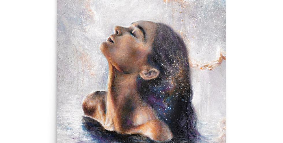 """rebirth"" fine art print"