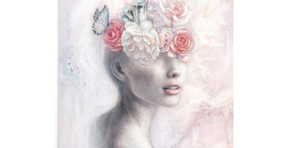 """""""garden of my mind"""" fine art print"""