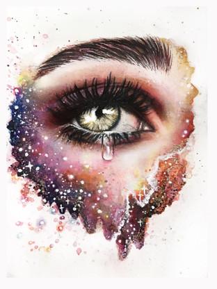 Glance Into Galaxy